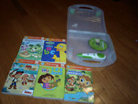 Leap Frog Tag + 5 board books