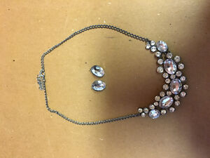 Jewellery set only worn once