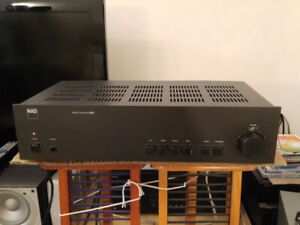 Vintage NAD 3120 Stereo Amplifier