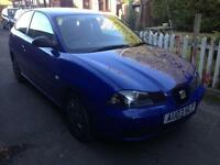 Seat Ibiza 1.2 12v 2004MY