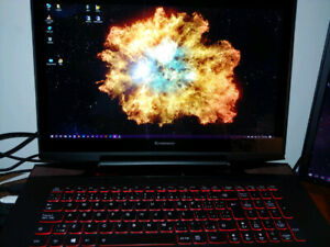 "Lenovo Y70-70 Touch Laptop 17"" - 16gb ram - GTX 960m GPU"