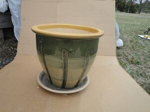 Three Flower Pots For Sale - Individually Priced