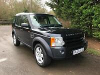 2005 LAND ROVER DISCOVERY 3 HSE 4.4 V8 PETROL AUTOMATIC 4X4 7 SEATER
