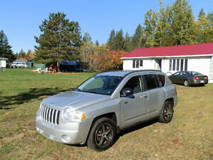 2010 Jeep Compass Sport 4X4 **SOLD**
