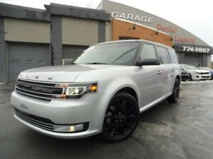Ford Flex LIMITED, AWD, V-6, CUIR, TOIT PANO, MAG 20 P 2017