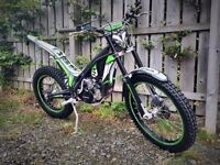2012 Ossa 280i trials bike. Mint!