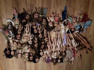 Barbie Bratz Dolls