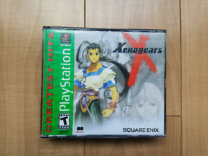 Xenogears PS1