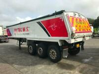 2005 WILCOX TIPPER TRAILER INSULATED TIPPING TRAILERS Trailer Manual