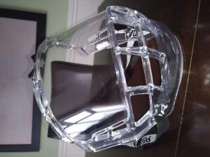 Visière de hockey bauer senior. Protection du visage.
