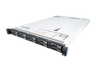 "Dell PowerEdge R620 2 x Intel 8-Core XEON E5-2660 192GB RAM 10TB"" 1U Server"