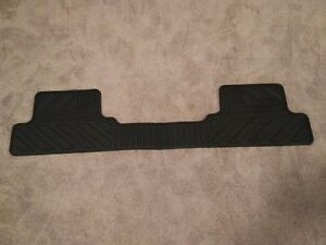 2015/16 Chev Colorado Ext Cab Rear Floor Mat