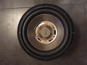 """10"""" Infinty Kappa Subwoofer"""
