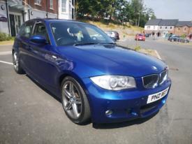 BMW 130i M-SPORT MANUAL 265BHP