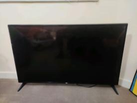 LG 49'' LED 4K TV for spares