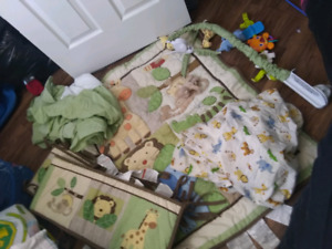 Crib lot! Read description!