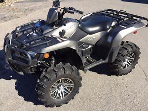 Suzuki King Quad with Lots of Extras