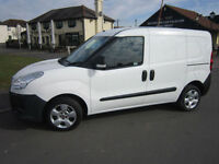 2013 Fiat DOBLO MULTIJET SWB DIESEL VAN * ONLY 49K MILES *