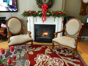 Etager Style Chairs - Bombay Company