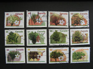 Canadian Used Stamps Scott Catalogue #'s  30 cents each Cambridge Kitchener Area image 1