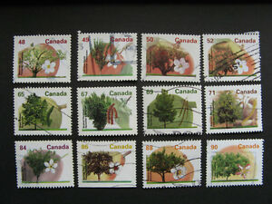 Canadian Used Stamps Scott Catalogue #'s  30 cents each