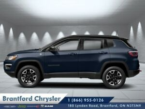2019 Jeep Compass Trailhawk  - Leather Seats