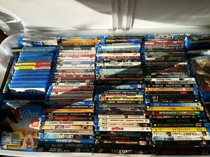 Assorted Blue rays & DVDs for sale London Ontario image 1