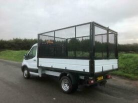FULLY LICENSED RUBBISH & HOUSE CLEARANCE-JUNK REMOVAL-BUILDERS WASTE-OFFICE-GARDEN-GARAGE-MAN & VAN