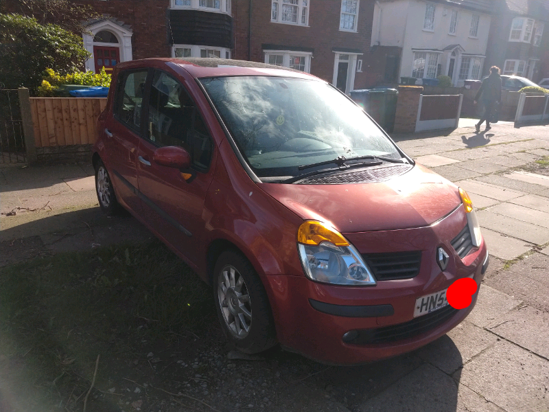 Renault Modus 54 Plate - Spares/Repairs | in Liverpool, Merseyside | Gumtree