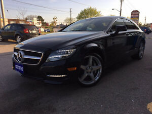 2013 Mercedes-Benz CLS-550,4MATIC,DESIGNO INTERIOR,CERTIFIED