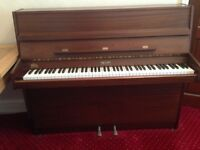 PIANO. MINI EAVESTAFF UPRIGHT