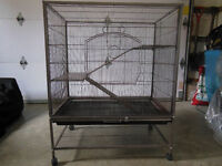 Prevue495 All Metal Chew-Proof Critter Cage