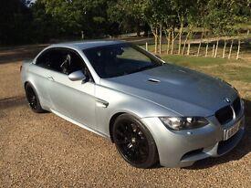 Stunning 2008 BMW M3 V8 4.0 DCT E93 Convertible E90 E92 F1 Paddle Shift Semi Auto