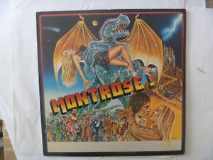 MONTROSE LPs - several to choose from