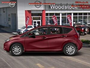 2016 Nissan Versa Note 1.6 S  - $104.22 B/W - Low Mileage