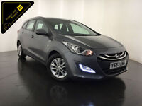 2013 63 HYUNDAI I30 ACTIVE BLUEDRIVE CRDI ESTATE 1 OWNER SERVICE HISTORY FINANCE