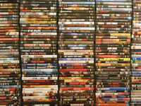 COLLECTION OF DVDS AND TV SEASONS
