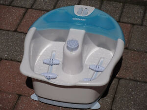Conair Bubbling Massaging Foot Spa