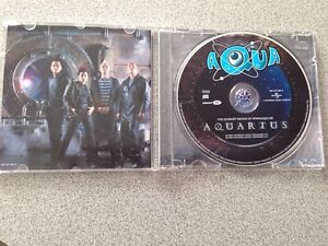 Pop group AQUA hand signed CD Gatineau Ottawa / Gatineau Area image 2