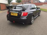 2012 Subaru Wrx Sti 2.5 STI Type UK AWD 4dr