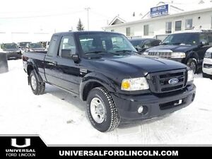 2011 Ford Ranger Sport 4X2 SuperCab w/ 4.0L V6, Air Conditioning