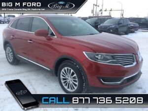 2016 Lincoln MKX Select  - Leather Seats -  Bluetooth - $234.83