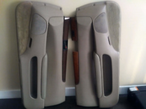 Lexus SC400 door panels