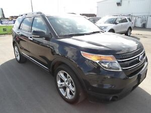 2012 Ford Explorer Limited AWD  - Certified
