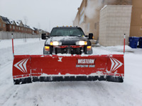 Snow Removal ~ Commercial and Residential