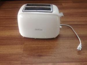 Sunbeam Toaster (2-slices)
