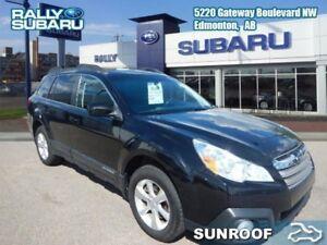 2013 Subaru Outback 3.6R Limited  -Leather, Sunroof, Heated Seat