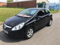 Vauxhall/Opel Corsa 1.2i 16v Breeze * 2008 * 70K * MARCH 17 MOT *
