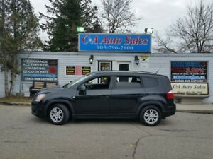 2012 Chevrolet Orlando LS 7 SEATS AND NO ACCIDENTS