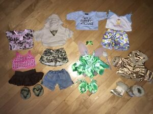 Build-a-Bear Assorted Clothing